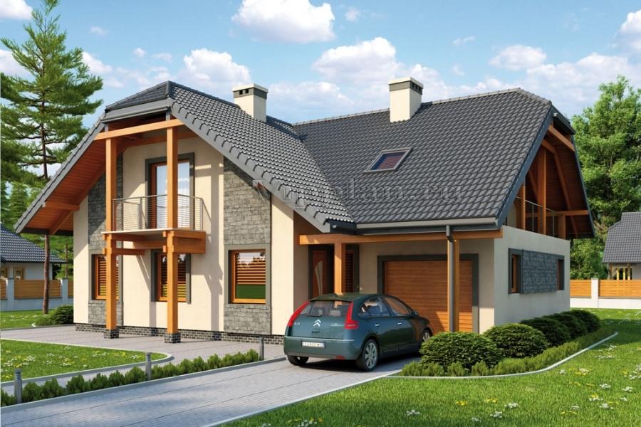 Строительство домов под ключ: проекты и цены в СПБ и
